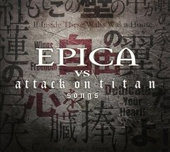 EPICA - EPICA VS ATTACK ON TITAN SONGS (EP)