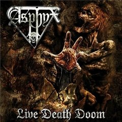 ASPHYX - LIVE DEATH DOOM (2CD) (IMP/ARG)