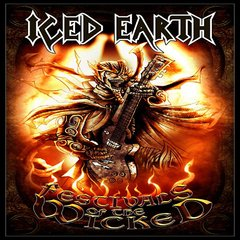 ICED EARTH - FESTIVALS OF THE WICKED