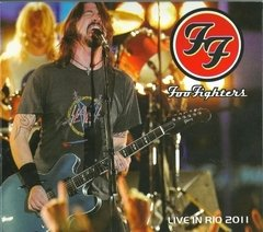 FOO FIGHTERS - LIVE IN RIO 2011 (PAPER SLEEVE)