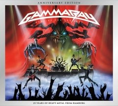 GAMMA RAY - HEADING FOR THE EAST (25TH ANNIVERSARY EDITION) (2 CD)