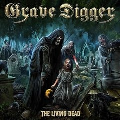 GRAVE DIGGER - THE LIVING DEAD (SLIPCASE)