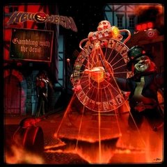 HELLOWEEN - GAMBLING WITH THE DEVIL (DIGIPAK)