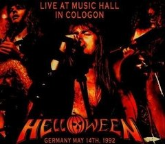 HELLOWEEN - LIVE AT MUSIC HALL IN COLOGON 1992 (CD/DVD) (DIGIFILE) IMP/EU