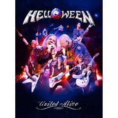 HELLOWEEN - UNITED ALIVE (3DVD/DIGIPAK)