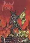 HIRAX - THRASH AND DESTROY (DVD/CD)