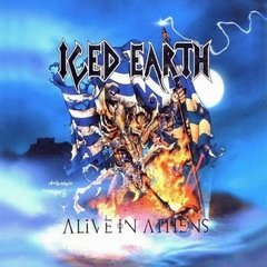 ICED EARTH - ALIVE IN ATHENS (3CD) (PAPER SLEEVE)