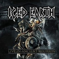 ICED EARTH - LIVE IN ANCIENT KOURION [2 CD]