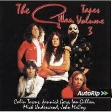 IAN GILLAN - THE GILLAN TAPES VOL.3 (IMP/ARG)