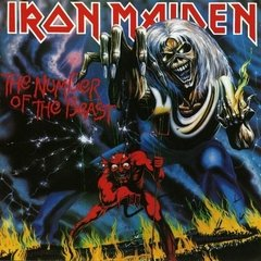 IRON MAIDEN - THE NUMBER OF THE BEAST (DIGIPAK)