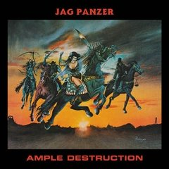 JAG PANZER - AMPLE DESTRUCTION (SLIPCASE)
