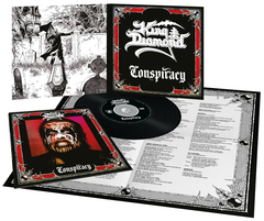 KING DIAMOND - CONSPIRACY (PAPER SLEEVE)