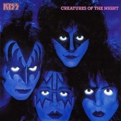 KISS - CREATURES OF THE NIGHT (IMP/ARG)