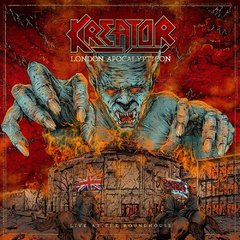 KREATOR - LONDON APOCALYPTICON - LIVE AT ROUNDHOUSE