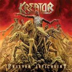 KREATOR - PHANTOM ANTICHRIST (CD/DVD)