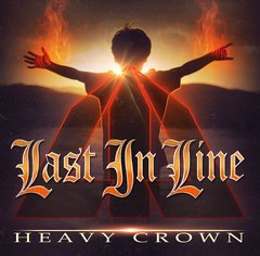 LAST IN LINE - HEAVY CROWN (CD/DVD)(DIGIPAK)
