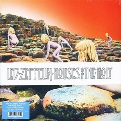 LED ZEPPELIN - HOUSES OF THE HOLY (PAPER SLEEVE)(DELUXE EDITION)[DUPLO]