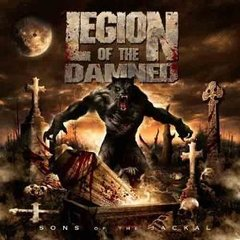 LEGION OF THE DAMNED - SONS OF THE JACKAL (IMP/ARG)