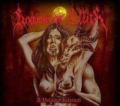 LUXURIA DE LILLITH - A VOLÚPIA INFERNAL (DIGIPAK)