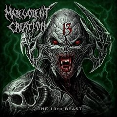 MALEVOLENT CREATION - THE 13TH BEAST (SLIPCASE)
