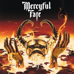 MERCYFUL FATE - 9 (NINE) (SLIPCASE)