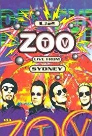 U2 - ZOO TV LIVE FROM SYDNEY (DVD) (IMP/EUA)