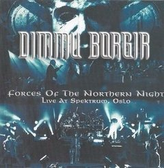 DIMMU BORGIR - FORCES OF THE NORTHERN NIGHT LIVE AT SPEKTRUM (BOOTLEG)