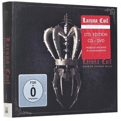 LACUNA COIL - BROKEN CROWN HALO (CD/DVD DIGIPAK IMPORT)