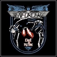 ENFORCER - LIVE BY FIRE (CD/DVD)