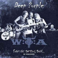 DEEP PURPLE - FROM THE SETTING SUN (IN WACKEN) CD DUPLO