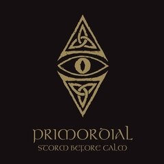 PRIMORDIAL - STORM BEFORE THE CALM (CD/DVD) (DIGIPAK)
