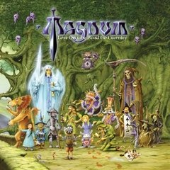 MAGNUM - LOST ON THE ROAD TO ETERNITY (DUPLO)
