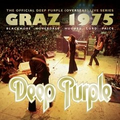 DEEP PURPLE - LIVE IN GRAZ 1975 (2CD)