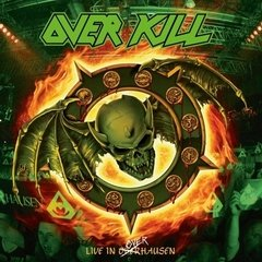 OVERKILL - LIVE IN OVERHAUSEN (2CDS/DVD)(DIGIPAK)