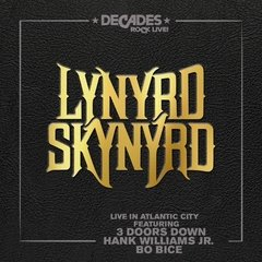 LYNYRD SKYNYRD - LIVE IN ATLANTIC CITY (CD/DVD)