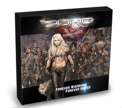 DORO - FOREVER WARRIORS, FOREVER UNITED (2CD) (BOX)