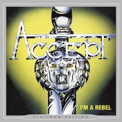 ACCEPT - I'M A REBEL (PLATINUM EDITION) (SLIPCASE)