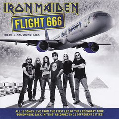 IRON MAIDEN - FLIGHT 666 - THE ORIGINAL SOUNDTRACK