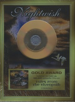 NIGHTWISH - TALES FROM THE ELVENPATH (GOLD AWARD EDITION) (IMP/EU)