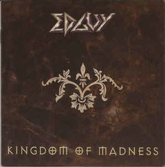 EDGUY - KINGDOM OF MADNESS (LASER COMPANY)