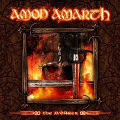 AMON AMARTH - THE AVENGER (2CD)