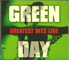GREEN DAY - GREATEST HITS LIVE (DIGIPAK)