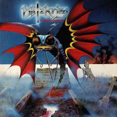 BLITZKRIEG - A TIME OF CHANGES (SLIPCASE)