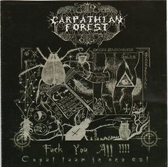 CARPATHIAN FOREST - FUCK YOU ALL (ARG)
