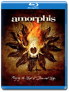AMORPHIS - FORGING THE LAND OF THOUSAND LAKES (BLU-RAY/DUPLO) (IMP/EU)