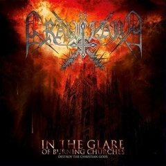 GRAVELAND - IN THE GLARE OF BURNING CHURCHES [SLIPCASE]