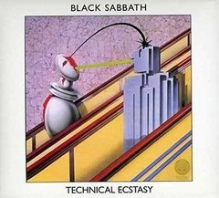 BLACK SABBATH - TECHNICAL ECSTASY (DIGIPAK) (IMP/EU)
