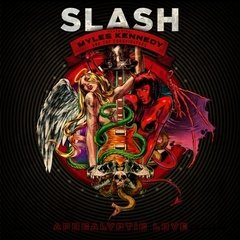 SLASH - APOCALYPTIC LOVE (CD/DVD) (DIGIPAK)