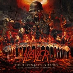 SLAYER - THE REPENTLESS KILLOGY: LIVE AT THE FORUM IN INGLEWOOD (2CD)(DIGIPAK)