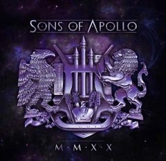 SONS OF APOLLO - MMXX (SLIPCASE)